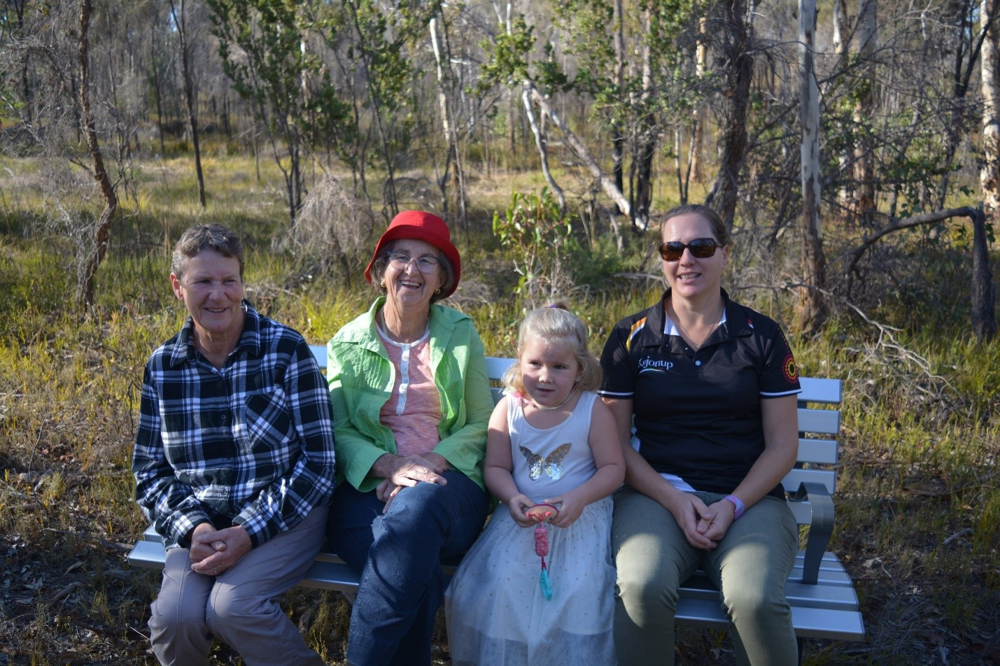Landcare alive and well in the Shire of Kojonup