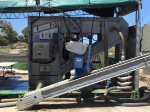 Z-Filter a new tool for effluent management?