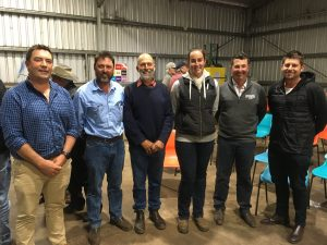 Sheep producers share their experiences with confinement feeding