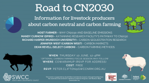 Carbon farming needs to return more than just credits